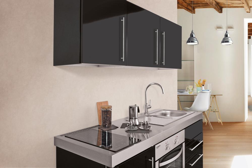 cocinas en espacios pequeños